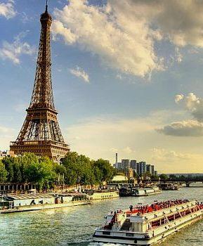 Romantische Städtereise Paris
