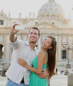 Romantische Städtereise Rom