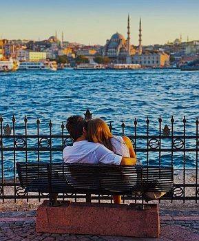 Romantische Städtereise Istanbul