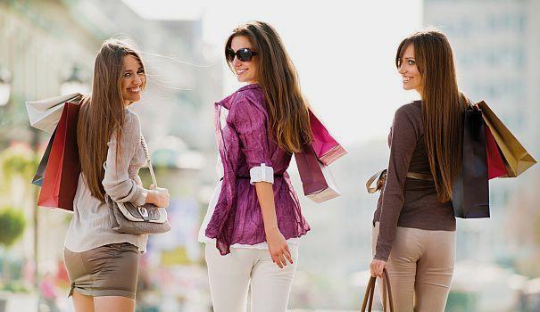Shopping Städtereise