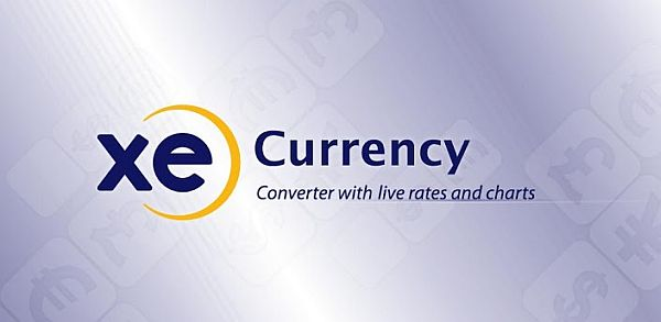 XE Currency Städtereise App