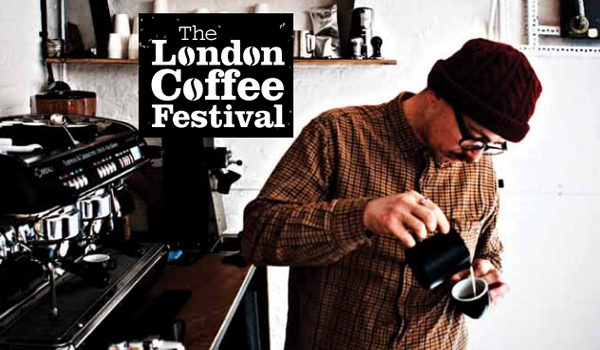 The London Coffee Festival - Städtereise